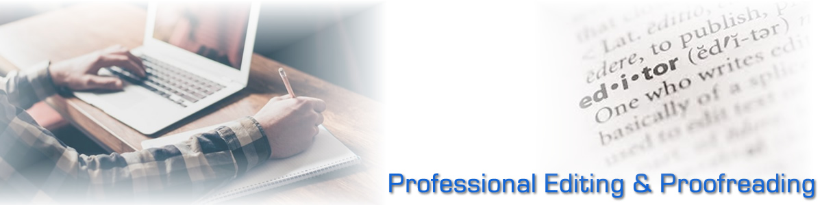 Editing and proofreading services in south africa